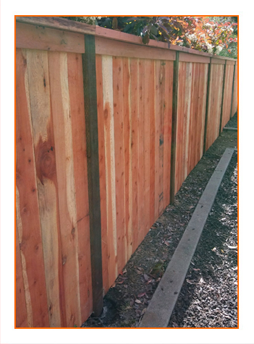 Same Side Fencing