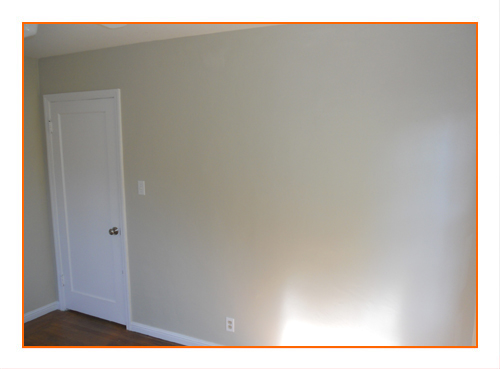 Misc Interior Painting
