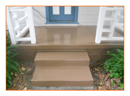Porch Paint ... - Call My Guy! - Napa, Fairfield, Vacaville Handyman Remodel